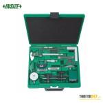 Bộ dụng cụ đo cơ khí Insize 5013 13 chi tiết