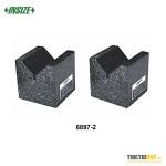 Bộ khối V đá granite Insize 6897-2 100x70x50mm 2 cái