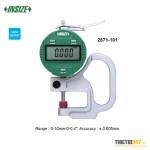 """Đồng hồ đo độ dày điện tử Insize 2871-101 0~10mm 0~0.4"""""""