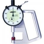 Đồng hồ đo độ dày Insize 0-10mm(0.01mm) 2861-10