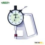 Đồng hồ đo độ dày Insize 2861-10 0~10mm 0.01mm