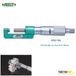 Panme đo bề dày vai trong của lỗ Insize 73292-100 75~100mm 0.01mm