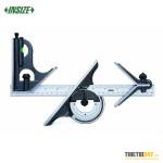 Thước đo góc vạn năng Insize 2278-180