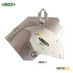 Thước đo mối hàn Insize 4835-1