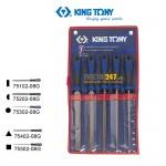 Bộ giũa Kingtony 200mm 1005GQ 5 chi tiết
