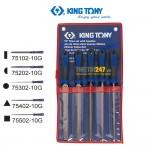 Bộ giũa Kingtony 250mm 1015GQ 5 chi tiết