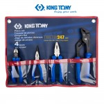 Bộ kìm đa năng Kingtony 42104GP 4 cái