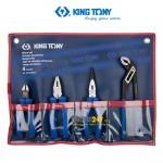 Bộ kìm đa năng Kingtony 42104GP01 4 cái