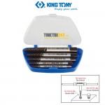 Bộ lấy ốc gãy Kingtony 11205SQ M3~M18 5 chi tiết