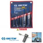 Bộ mũi đột chốt kingtony 2, 3, 4, 5, 6, 8mm 6 cái 1006PR