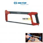 Khung cưa sắt cầm tay 300mm Kingtony 7911-12 màu đỏ