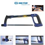 Khung cưa sắt cầm tay 300mm Kingtony 7921-12 màu xanh