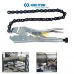 Kìm bấm chết dây xích Kingtony 6655-09 225mm kẹp 60-140mm