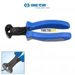 Kìm cắt lưỡi bằng 163mm Kingtony 6411-06