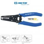 Kìm cắt tuốt dây điện 6741-06 Kingtony