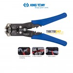 Kìm tuốt dây điện thông minh 6762-08 Kingtony