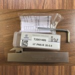 Cán dao tiện rãnh, cắt đứt LT PNG-R 20-2.0 Lamina