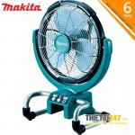 Quạt dùng pin và điện DCF300Z Makita 14.4V/18V