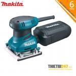 Máy chà nhám rung BO4558 Makita 112x102mm 200W