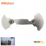 Bộ dưỡng đo bước ren Mitutoyo 188-122 21 lá 0.4~7mm