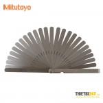 Bộ dưỡng đo khe hở Mitutoyo 184-301S 13 lá 0.05~1mm