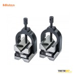 Bộ khối V 2 chi tiết kiểm trục max 25mm 181-902-10 Mitutoyo