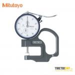 Đồng hồ đo độ dày mitutoyo 7301 0~10mm 0.01mm