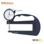 Đồng hồ đo độ dày Mitutoyo 7321 0~10mm 0.01mm