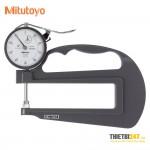 Đồng hồ đo độ dày Mitutoyo 7323 0~20mm 0.01mm