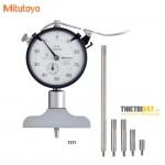 Đồng hồ đo độ sâu Mitutoyo 7211 0~200mm 0.01mm