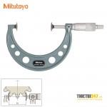 Panme cơ đo bánh răng Mitutoyo 123-103 50~75mm 0.01mm