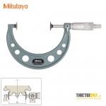 Panme cơ đo bánh răng Mitutoyo 123-104 75~100mm 0.01mm