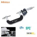 Panme đo bánh răng điện tử Mitutoyo 324-251-30 0~25mm 0.01mm