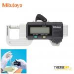 Panme đo độ dày điện tử Mitutoyo 700-119-30 0~12mm 0.01mm