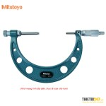 Panme đo ngoài cơ khí 100~200mm 0.01mm 104-140A Mitutoyo