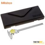 Thước cặp đồng hồ 0-200mm 0.01mm 505-733 Mitutoyo