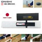 Cưa cắt chốt gỗ và phần thừa 135mm No.100 Onishi