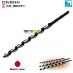 Mũi khoan gỗ dài của nhật 10mm No.3 Onishi