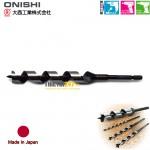 Mũi khoan gỗ nhật cỡ trung 8mm No.2 Onishi