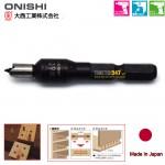 Mũi khoan tạo lỗ đóng chốt gỗ nhật bản 6mm No.22 Onishi