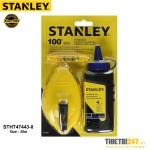 Bật mực 30m và hộp mực Stanley STHT47443-8