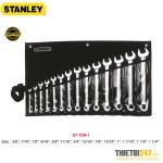 """Bộ cờ lê hệ inch vòng miệng Stanley 87-709-1 3/8~1.1/4"""" 14 cái"""