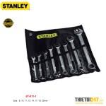 Bộ cờ lê vòng miệng Stanley 87-011-1 8~22mm 8 cái