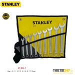 Bộ cờ lê vòng miệng Stanley 87-033-1 10~19mm 9 cái