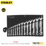 Bộ cờ lê vòng miệng Stanley 87-036-1 8~24mm 14 cái