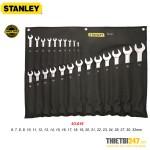 Bộ cờ lê vòng miệng Stanley 93-616 6~32mm 23 cái