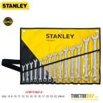 Bộ cờ lê vòng miệng Stanley STMT73647-8 8~24mm 14 cái