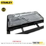 Bộ cờ lê vòng miệng Stanley STMT74897-8C 6~24mm 16 cái