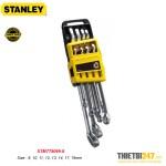 Bộ cờ lê vòng miệng Stanley STMT78099-8 8~19mm 8 cái
