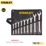 Bộ cờ lê vòng miệng Stanley STMT80941-8 8~17mm 9 cái